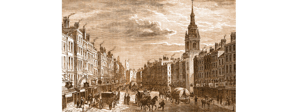 In brief – London in the Georgian Golden Age