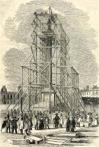 Construction of Nelson's Column